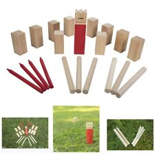 Triumph Sports Kubb Popular Game Outdoor Indoor Play Adults And Kids Viking Ches