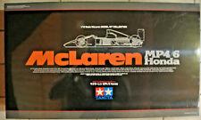 Tamiya 89721, 1:12, McLaren Honda MP 4/6, Sponsor-Decals, absolute Rarität, TOP
