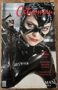 Batman Returns CATWOMAN THE VINYL KIT Horizon 1992 HOR032 1:6 Japan DC COMICS