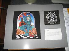 Grateful Dead Stanley Mouse Lithographs set of 6 Alton Kelley Jerry Garcia