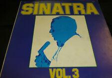 FRANK SINATRA: Vol 3 Vinyl Record (Joker Records 1974) Made in Italy