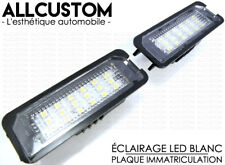 2 x LED LICENSE PLATE LIGHT WHITE XENON LAMP BULBS for BENTLEY BROOKLANDS 08-11