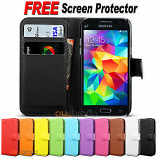 Unbranded/Generic Mobile Phone Wallet Cases for Samsung with Kickstand