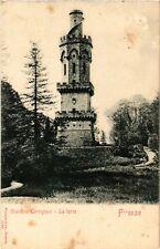 CPA FIRENZE Giardino Torrigiani, La Torre . ITALY (492838)