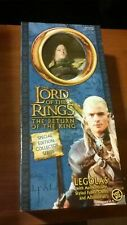 """Lord of The Rings: Return Of The King Legolas 12"""" Action Figure / Doll (MISB)"""