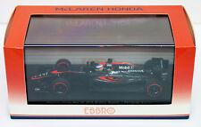 Ebbro 45326 McLaren Honda MP4-30 2015 Middle Season / Fernando Alonso 1/43 scale