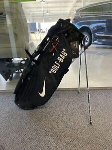 Nike Sport Lite Golf Bag DIY Off White 5 Way Divider