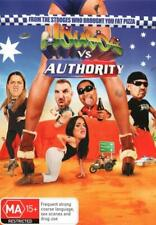 Housos vs Authority DVD NEW (Region 4 Australia)