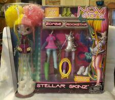 Novi Stars Stellar Skinz Cici Thru Doll MGA