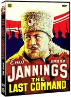 The Last Command - Josef von Sternberg, Emil Jannings, Evelyn Brent, 1928 / NEW