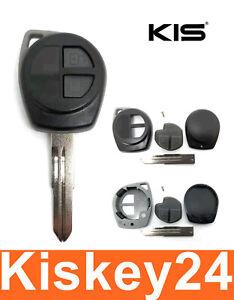 2Tasten Ersatz Schlüssel Gehäuse für Nissan Pixo Suzuki Swift Alto Grand Vitara