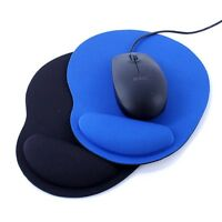 Soft Hi-quality Game Mice Pads Wrist Mouse Pads Mat For Optical /Trackball Mouse