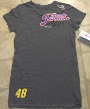 Women Nascar Tee Shirt Gordon Stewart Earnhardt Jr Johnson NEW