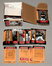 2001 Upper Deck Legends MLB Baseball Complete Card Set Of 90 + 2 Subsets