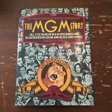 1976 The MGM Story The Complete History Of Fifty Roaring Years by Eames