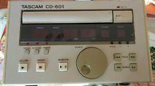 Lettore CD Tascam CD-601
