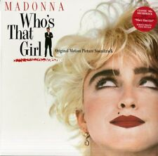 MADONNA WHO'S THAT GIRL VINILE LP NUOVO SIGILLATO
