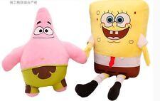 New 1pc Giant Soft SpongeBob SquarePants / Patrick Stuffed Plush Animal Toy 20