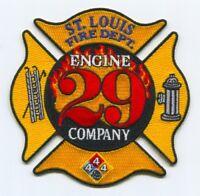 """3.75/"""" x 4/"""" size Kansas City  Pumper-19 // Tr-7 MO  /""""Westport/""""  # 1 fire patch"""