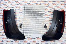 GENUINE Vauxhall ASTRA K - FRONT MUDFLAPS / SPLASH GUARDS KIT - NEW MUD FLAPS