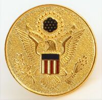 VINTAGE PRESIDENTIAL SEAL PRESIDENT OF THE UNITED STATES OF AMERICA PIN BROOCH