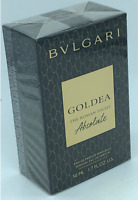 Bvlgari Goldea the Roman Night Eau de Parfum 50ml for Women 1.6 oz