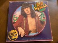 BILL WYMAN MONKEY GRIP VINYL LP