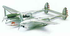 P38 Lightning Red Bull 1:48 NewRay Flugzeug Fertigmodell