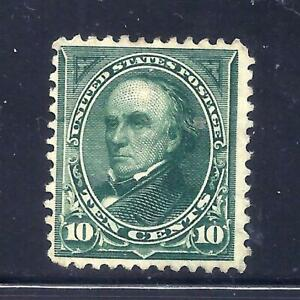 US Stamps - #273 - MNG  - 10 cent 1895 Webster Issue -  CV  $95