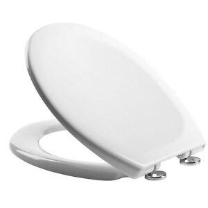 Toilet Seat Featuring Soft-Close Top Fixing (Urea-Formaldehyde (UF)