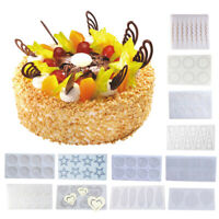 Silicone Cake Mold DIY Fondant Chocolate Cake Mould Pastry Baking Tool Bakeware