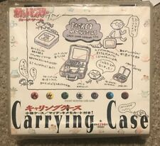 Pokemon Card Game Carrying Case Japanese Vintage Factory Sealed! Very Rare!
