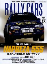 [BOOK] Rally Cars 13 Subaru Impreza 555 WRC Colin McRae GC8 prodrive Piero Latti