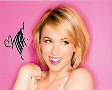 ILIZA SHLESINGER signed 8x10 photo HOT!
