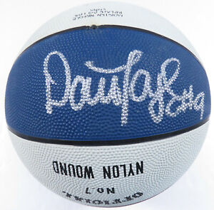 Dan Majerle Phonenix Suns Autographed Signed NBA Basketball JSA LOA