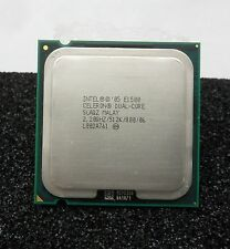 Intel Celeron Dual Core E1500 2.2GHz 800MHz 512MB Socket775 CPU SLAQZ