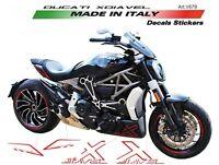 Kit adesivi personalizzati per Ducati XDiavel