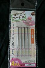 DAISO JAPAN Handicraft Needles for wool felting Standard type 4pcs