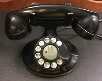 VINTAGE Bell System Western Electric WE 202 F1 - HA1 - D1 Rotary Dial - Working!