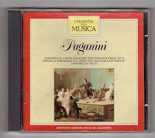 CD -  I MAESTRI DELLA MUSICA DEAGOSTINI PAGANINI VOLUME II N. 24