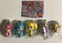 Healin' Good Precure Figure Swing2 complete set 5pcs Bandai Gachapon Capsule toy