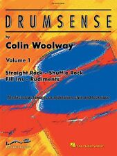 Drumsense Volume 1 The First Steps Towards Co-Ordination Style and Tec 006620033