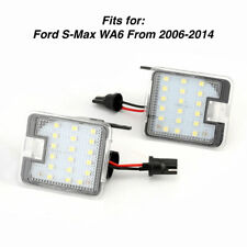 2x LED Side Under Mirror Puddle Quadratic Light Ford S-Max WA6 From 2006- (7908)