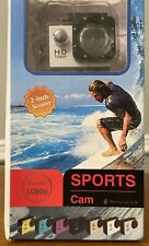 waterproof sports camera hd 1080 p 2 Inch Screen