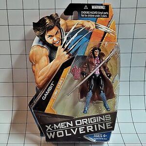 """X-Men Origins Wolverine 3.75"""" Action Figure Gambit (Comic Series)"""