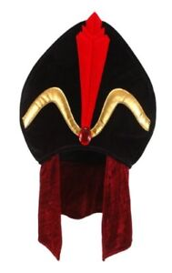 elope Aladdin Jafar Costume Hat