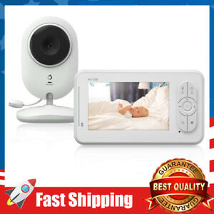 Baby Monitor DT40 4.3 Inch Video Baby Monitor with Camera Infrared Night Version