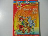 """Maurizio, Gatto Egizio - Serie """"Il Mulino A Vento"""" - LIBRO"""