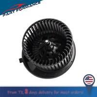 New Heater HVAC Blower Motor w/Fan Cage for Audi A3 Volkswagen Passat Jetta CC