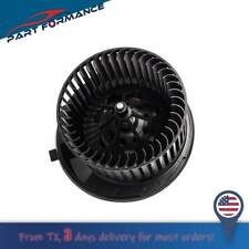New Heater HVAC Blower Motor w/Fan Cage for Audi A3 Volkswagen Passat Jetta CC